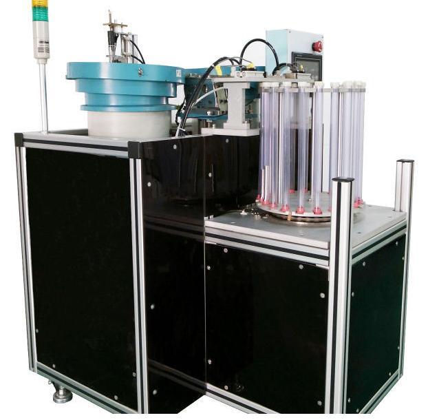 全自动包装标记机(强磁/永磁充磁后自动包装标记设备)