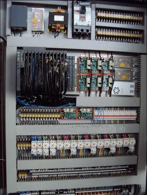 供应plc编程电气控制柜/中控台/控制箱